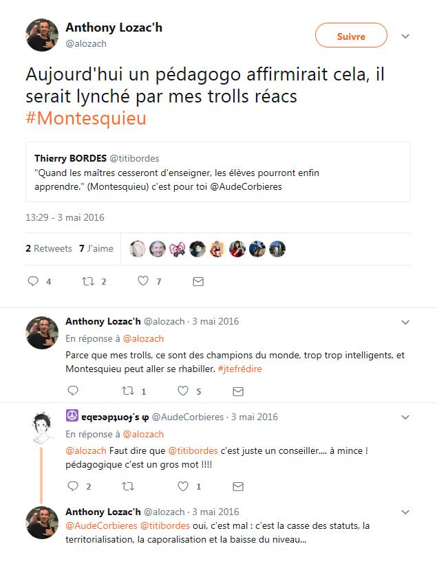 Petit Cimetière Des Citations Apocryphes Sur L éducation